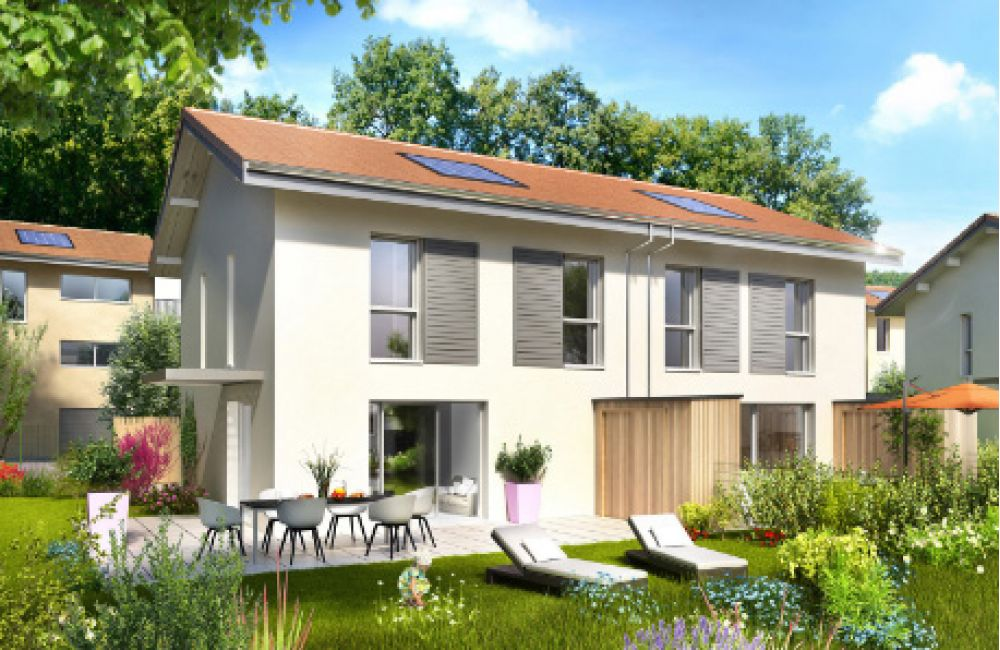 Programme immobilier Grand Angle